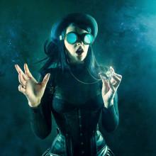 Steampunk. Um projeto de Design de vestuário, Retoque fotográfico, Fotografia de estúdio e Fotografia artística de Eduardo Gómez (Alter Imago) - 04.02.2020