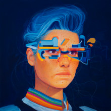 Think Space Projects. Um projeto de Artes plásticas e Pintura Acrílica de Samuel Rodriguez - 15.06.2019