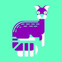 Mi Proyecto del curso: Bases del diseño gráfico para ilustradores. A Design, Illustration, Verlagsdesign, Grafikdesign, Vektorillustration und Kreativität project by Jose Soriano Contreras - 19.02.2020