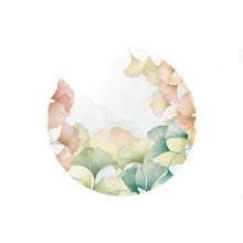 PLANETAS DE GINKGOS. Un projet de Aquarelle de Cristina Cilloniz - 21.02.2020