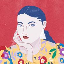 ilustracion. Un proyecto de Ilustración de Laura Merens Vázquez - 21.02.2020