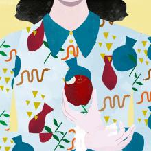 Blancanieves. Un proyecto de Ilustración de Laura Merens Vázquez - 21.02.2020