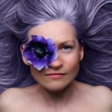 My project in Artistic Self-Portrait Photography course. Un proyecto de Fotografía de Christina art - 25.02.2020
