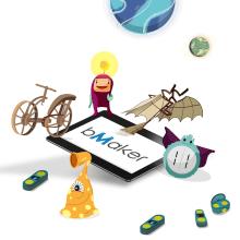 Ilustraciones para vídeos sobre robótica. Un proyecto de Ilustración e Ilustración vectorial de lucia verdejo - 20.02.2020