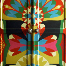 FLOWER PARK. Un proyecto de Diseño y Pintura de LUCAS RISE - 27.02.2020