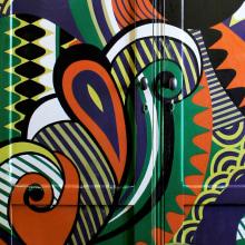 VIRGEN DE CAMEROON. Un proyecto de Diseño y Pintura de LUCAS RISE - 27.02.2020