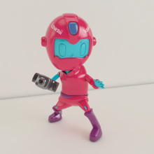 Inferno & Hero II. A 3D, Animation, and 3d modeling project by Camilo Pavón - 02.28.2020