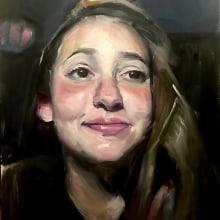Portrait Tutorial of Jordan. A Portrait illustration project by A.J. Alper - 02.01.2018
