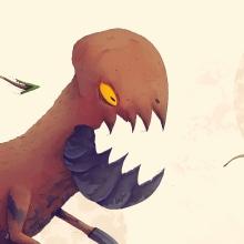 Encuentro con un Mauron. Un proyecto de Ilustración, Dibujo, Ilustración digital y Dibujo artístico de Alex Shagu - 08.03.2020