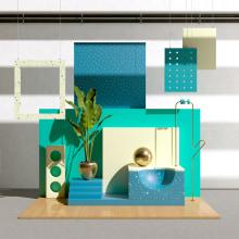 Mi Proyecto del curso: Composiciones abstractas con Cinema 4D. Un proyecto de 3D de Sergio Casado González - 12.03.2020