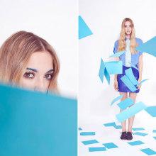 Colores. Un proyecto de Fotografía, Moda, Fotografía de moda y Fotografía de estudio de Catalina Bartolomé - 18.03.2020