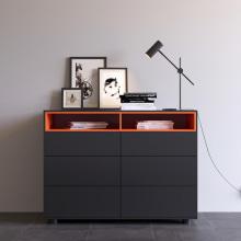 Renders - 3ds Max. Un proyecto de 3D, Diseño de muebles, Arquitectura interior, Diseño de interiores, Diseño de producto, Modelado 3D, Decoración de interiores, Diseño 3D e Interiorismo de Francisco Jiménez Romero - 19.03.2020