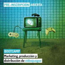 Bootcamp en Marketing, producción y distribución digital. Un proyecto de Marketing, Producción, Marketing Digital, Videojuegos, Diseño de videojuegos y Desarrollo de videojuegos de Roger @ Level Up (Game Dev Hub) - 22.03.2020