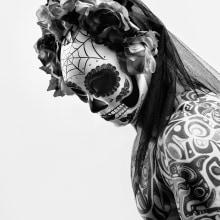 Akalyptos: Desnudar el cuerpo ocultando el Alma.. A Fotografie, Porträtfotografie, Beleuchtung für Fotografie, Studiofotografie, Artistische Fotografie und Fotografische Komposition project by Ángel Joaquín Márquez Rodríguez - 23.03.2020