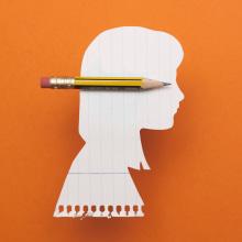 Arke. Estudia con cabeza aprende con emoción. Un proyecto de Ilustración, Fotografía, Diseño gráfico, Diseño de carteles y Comunicación de 12caracteres - 23.03.2020