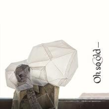 Oh, so (c)old — Paper Toy. A Design, Illustration, Kunstleitung, Design von Figuren, H, werk, Verlagsdesign, Grafikdesign, Produktdesign, Spielzeugdesign, Kartonmodellbau, Design von 3-D-Figuren, 3-D-Design und Art To project by Rubén C. Martín - 27.01.2020