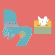 Consejos para recordar durante la crisis del coronavirus. Um projeto de Ilustração, Design de informação, Infografia, Diseño de pictogramas e Comunicación de Dani Maiz - 24.03.2020
