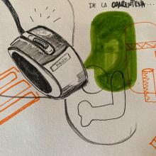 Mi Proyecto del curso: Cuadernos de dibujo: encuentra un lenguaje propio. Um projeto de Artes plásticas de Sonia Salvador Luna - 24.03.2020