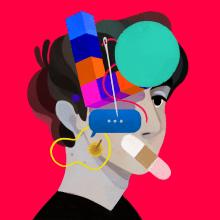 Inner Dialogue. Un proyecto de Dibujo digital de Helder Oliveira - 26.09.2019