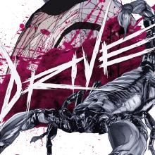 DRIVE. Um projeto de Cinema, Vídeo e TV, Design e Ilustração de Dani Blázquez - 22.07.2013