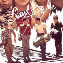 STAND BY ME. Um projeto de Cinema, Vídeo e TV, Design gráfico e Ilustração de Dani Blázquez - 19.03.2014