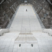 The man who wasn't there. A Dokumentarfotografie project by Daniel Arranz Molinero - 26.03.2020