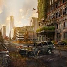 After Earth. A Design, Kino, Video und TV und Concept Art project by Harold Zaragoza Saldias - 27.10.2018