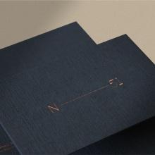 Notaría - 51. A Design, Br, ing und Identität, Grafikdesign und Marketing project by Luis Pantaleōn ✪ - 28.03.2020