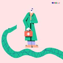 Mi Proyecto del curso. A Animation project by Alvaro Parra - 03.30.2020