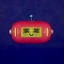 Pp-Bot. Un proyecto de 3D de José Manuel Reyes Torrealba - 02.04.2020