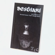Bestiari. A Illustration, Editorial Design, Pencil drawing, Watercolor Painting, and Children's Illustration project by Bernat GL - 03.01.2017