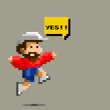 PIXEL JOHNNY aka Juan C-Felgueroso Vallespín. Un proyecto de Diseño gráfico, Ilustración y Pixel art de Alejandro Mazuelas Kamiruaga - 02.04.2020