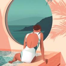 Quédate en casa. Un proyecto de Ilustración, Moda e Ilustración digital de Alendro Estudio - 28.03.2020