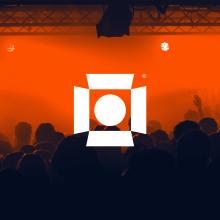 The Concert Box. Um projeto de Br, ing e Identidade, Design gráfico e Design de logotipo de Artídoto Estudio - 06.04.2020