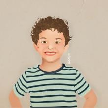 Mi Proyecto del curso: Ilustración original de tu puño y tableta. A Illustration project by Marta Noguera-Homs - 04.06.2020