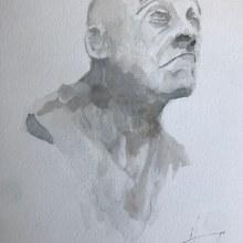 Mi Proyecto del curso: Retrato artístico en acuarela. Un proyecto de Arquitectura de Adrián Exeni - 06.04.2020