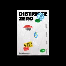 Districte 0. A Kunstleitung, Verlagsdesign, Grafikdesign und Piktogramme project by Bakoom Studio - 08.04.2020