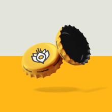 Visualtapp. Um projeto de Br, ing e Identidade, Design gráfico e Design de logotipo de Artídoto Estudio - 10.04.2020