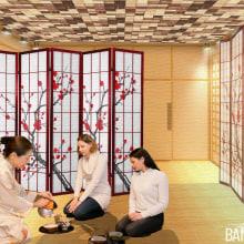 My project in Interior Design for Restaurants course. Un proyecto de Arquitectura interior y Diseño de interiores de Balazs Marta - 11.04.2020