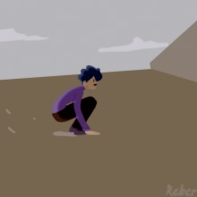 Mi Proyecto del curso: Animación tradicional: composición, ritmo y cámara. Un proyecto de Animación 2D de Roberto Segond - 13.04.2020