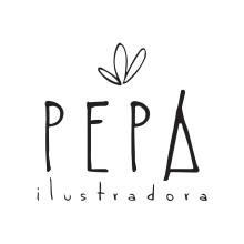 Portafolio de ilustración editorial - Pepa Ilustradora. A Illustration project by María José Mesías - 04.14.2020