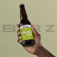 Branding/Packaging Cerveza Bar Z. A Art Direction, Br, ing, Identit, and Packaging project by Rodrigo Pizarro - 04.14.2020