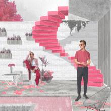 Mi Proyecto del curso: Iniciación al diseño de interiores. A Architecture, Interior Architecture, and Digital architecture project by Matías Sancre Molina - 04.14.2020