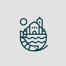 Mariscos Úbeda. A Br, ing, Identit, Graphic Design, Icon design, Creativit, and Poster Design project by Gabriel Sencillo - 11.23.2018