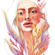 IG @floreciente.tattoo. Un proyecto de Bellas Artes y Diseño de tatuajes de Florencia Peretti - 18.04.2020