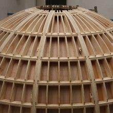 NPERIKHOREIN KNOT Pieza artística de Erick Beltrán.. Um projeto de Design, Design de móveis, Design industrial, Design de interiores, Design de produtos e 3D Design de Daniel Romero / Tuux - 15.06.2011