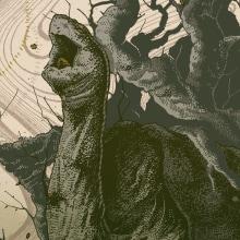 Cuencoh/Greus,Ossorus Live. A Design, Grafikdesign, Zeichnung, Plakatdesign, Artistische Zeichnung, T und pografisches Design project by Pedro Pérez Mendoza - 18.04.2020