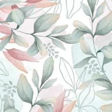 LAPTOPS SKINS HP. Un projet de Aquarelle et Illustration botanique de Cristina Cilloniz - 19.04.2020