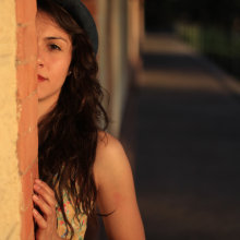 Mi Proyecto del curso: Melissa. Un proyecto de Fotografía de retrato de Joel Briones Silva - 19.04.2020