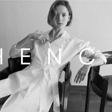 Hence Fashion Brand. A Br, ing und Identität, Kunstleitung und Design project by Jeffrey Ludlow - 01.07.2018
